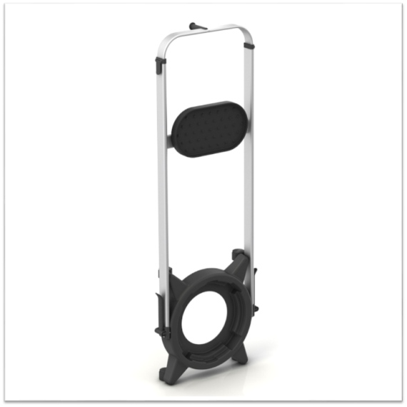 für Lift// Lift Plus// Lift Extra Laurastar Steam Cart Bügelständer