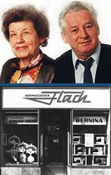Elisabeth & Leo Flach