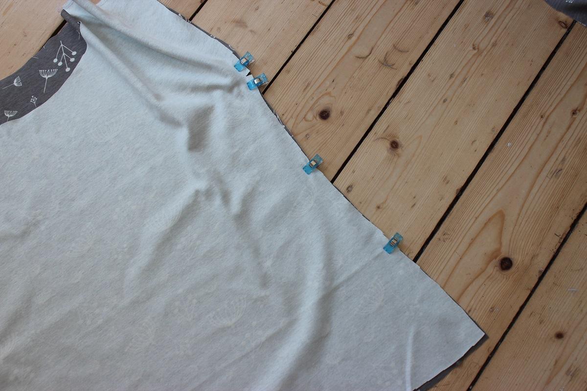 T-Shirt nähen | Nähwelt Flach
