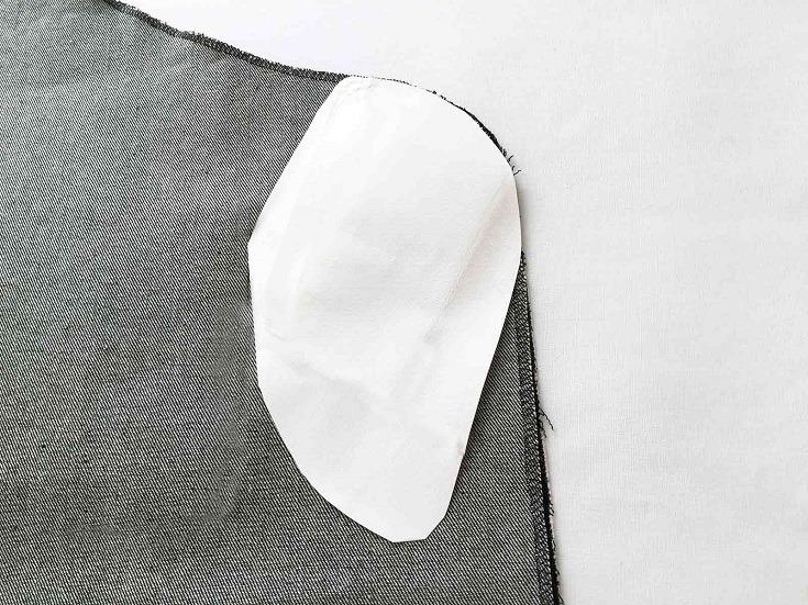 Form für Tasche.