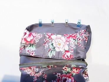 Tasche gewendet