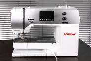 Bernina 750 QE -  Messemodell