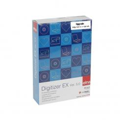 Elna Upgrade Digitizer EXjr V3-5 auf EX V5 Design-Software