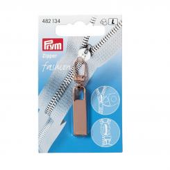 Prym Fashion Zipper Classic (10 x 14 mm/ rosègold)