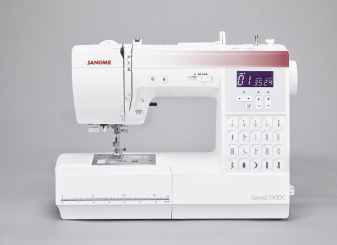 Janome Sewist 740DC Messemodell