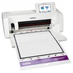 Brother ScanNCut SDX1500 Hobbyplotter