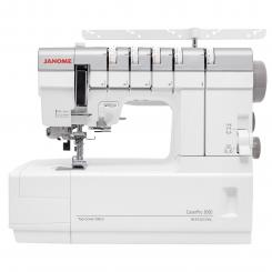 Janome CoverPro 3000P Top & Bottom - 3 Nadel Covermaschine