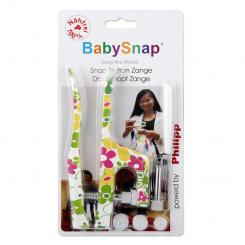 BabySnap Button Zange Druckknopfzange Sonderedition Flower