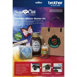 Brother Starter Kit für bedruckbare Etiketten