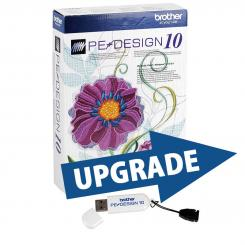 Brother PE-Design 10 Upgrade