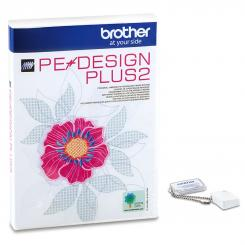 Brother PE-Design Plus 2 (Windows 8-10)