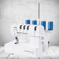 Brother CV3440 Coverstich - Messemodell