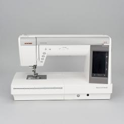 Janome MC9450 QCP Messemodell Professional Quilt-Nähmaschine