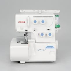 JANOME 8002D Gebrauchtmodell