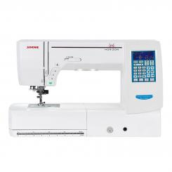 Janome Memory Craft 8200 QCP SE Näh-und Quiltmaschine