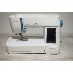JANOME  SKYLINE S7 Messemodell