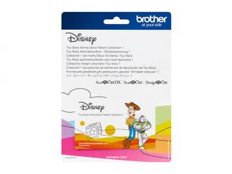 Brother Mustersammlung Disney Toy Story - 33 Designs