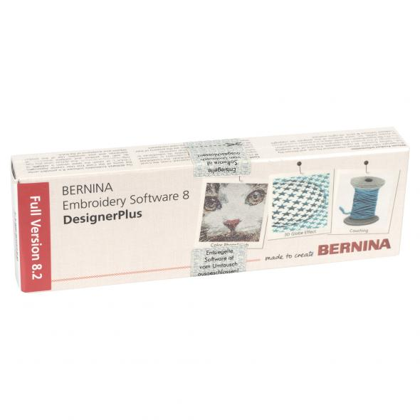 Bernina Sticksoftware V8 DesignerPlus