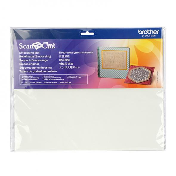 Brother Reliefmatte (Prägematte Embossing /30,5 x 24,1 cm)