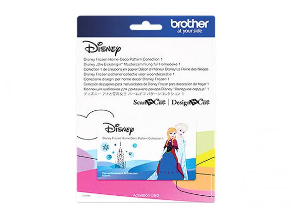 Brother Mustersammlung Disney Die Eiskönigin - 30 Designs