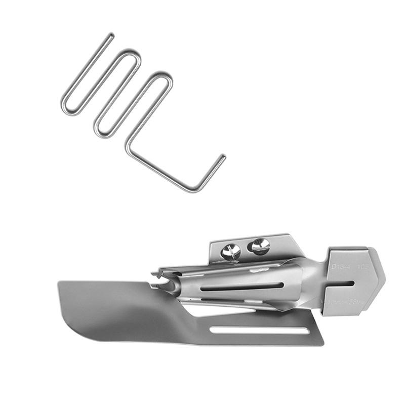 Original baby lock Doppelfaltschrägbinder Eingang 36 mm//Ausgang 10mm