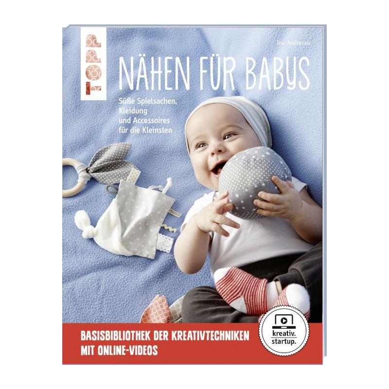 Topp Nähen für Babys (Kreativ.Startup) | Nähwelt Flach
