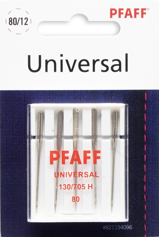 Original Pfaff Nähmaschinen Nadeln Universal 130//705 H Stärke 70-90 für Pfaff...