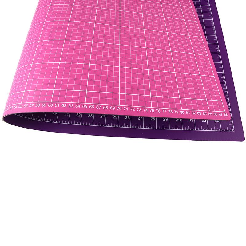 Schneidematte pink lila 90 x 60 cm n hwelt flach for Wohnzimmertisch 90 x 120