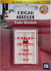 Organ  Zwillingsnadel 100 4,0