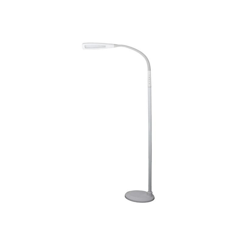 purelite quad spectrum led stehlampe h he gebogen ca 1. Black Bedroom Furniture Sets. Home Design Ideas