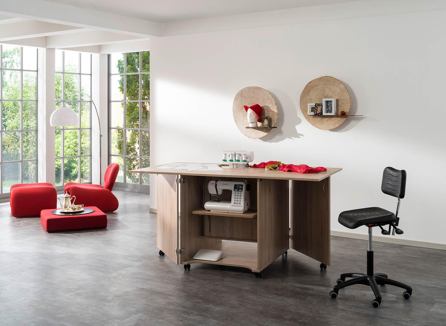 craft double mit neuem elektronischen easy softtech lift n hwelt flach. Black Bedroom Furniture Sets. Home Design Ideas